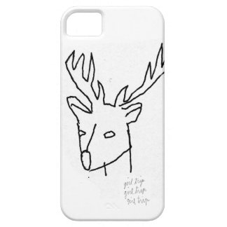 Girl Trip Deer iPhone 5/5c case. Barely There iPhone 5 Case