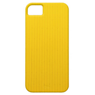 Girl Walking Against Enormous Yellow Wall Case For The iPhone 5
