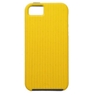 Girl Walking Against Enormous Yellow Wall iPhone 5 Case