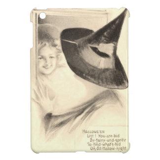 Girl Witch Mirror iPad Mini Covers