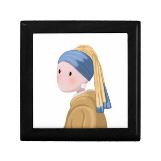 Girl with a Pearl Earring Gift Box