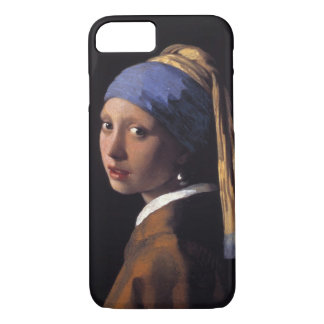 Girl with a Pearl Earring iPhone 7 Case