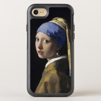 Girl with a Pearl Earring Johannes Vermeer OtterBox Symmetry iPhone 8/7 Case