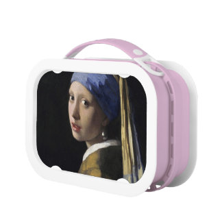 Girl with a Pearl Earring Lunch Boxes
