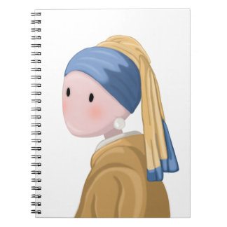 Girl with a Pearl Earring Notebook
