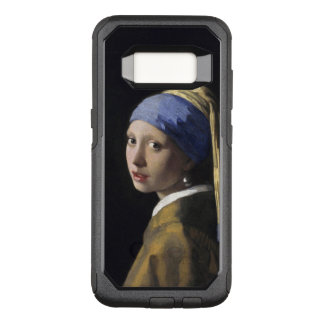 Girl with a Pearl Earring Vermeer OtterBox Commuter Samsung Galaxy S8 Case
