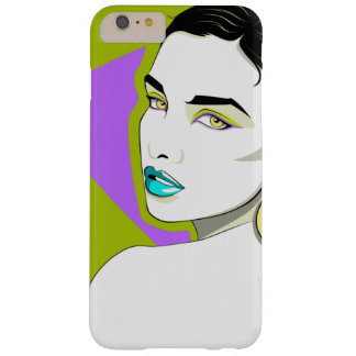 Girl With A Plastic Earring Barely There iPhone 6 Plus Case