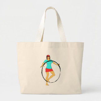 Girl with Ring Bag
