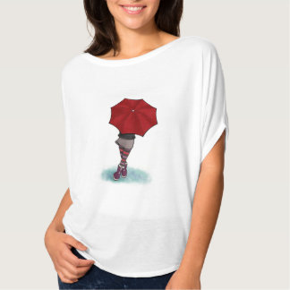 girl with umbrella T-Shirt