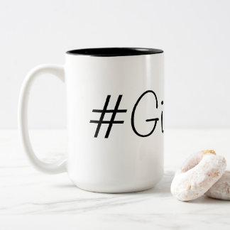#Girlboss mug