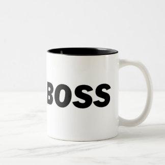#GirlBoss Two-Toned Mug