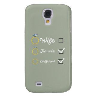 Girlfriend Fiancee Wife hen Party Zno5a Samsung Galaxy S4 Case