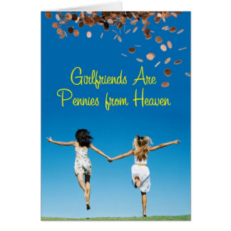 Girlfriend Note Cards