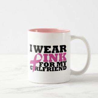 girlfriend Two-Tone mug