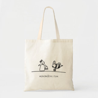 Girlie Budget Tote Bag
