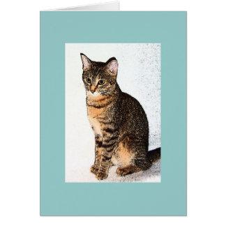 Girlie Card
