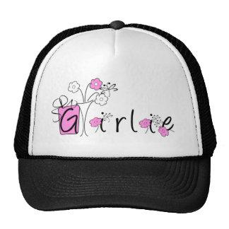 Girlie in Pink Hats