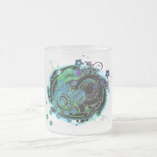 Girlie Swirly Mugs