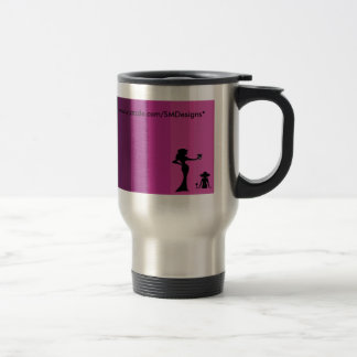 Girls-3 - Commuter/Travel Mug