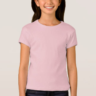 Girls' American Apparel Cap Sleeve T-Shirt Lavende