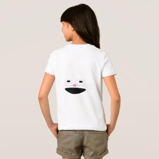 Girls' American Apparel Fine Jersey T-Shirt