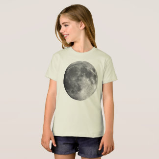 Girls' American Apparel Organic T-Shirt