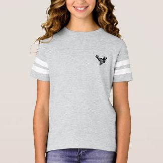Girls' American Football Shirt toddnado