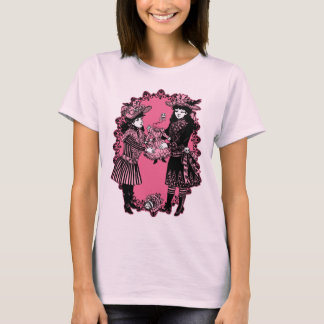 Girls and Beheaded Doll T-Shirt