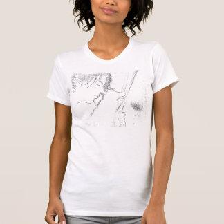 Girls (and kittens) Rock Tshirts