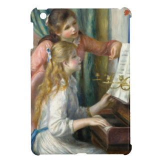 Girls at the Piano Cover For The iPad Mini