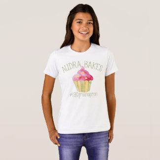 Girls' Audra Bakes KBC T-shirt