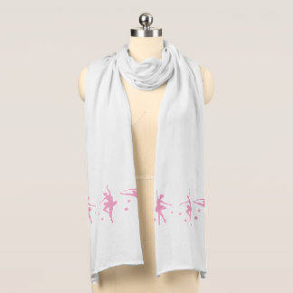 Girls Ballet Scarf