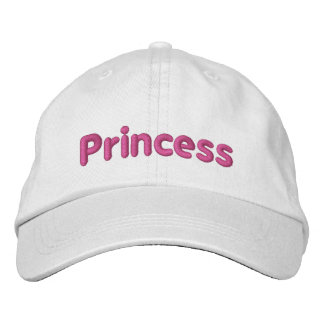 "Girl's Baseball cap ""Princess hat"" girly hat"