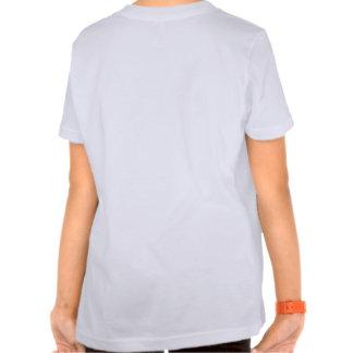 Girls' Basic T-Shirt, White Tee Shirt