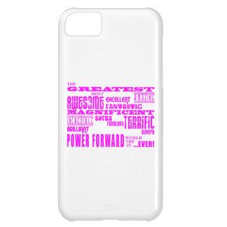 Girls Basketball Players Greatest Power Forward iPhone 5C Case