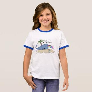 Girls Beach Bum T-shirt