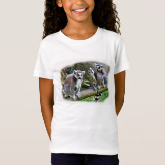 Girls 'Bella Jersey T-Shirt
