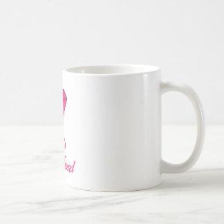 Girls Best Friend / Diamond Basic White Mug