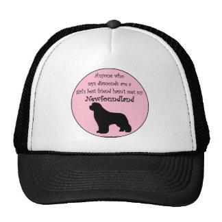 Girls Best Friend Trucker Hats