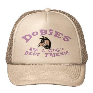 Girl's Best Friend Trucker Hats