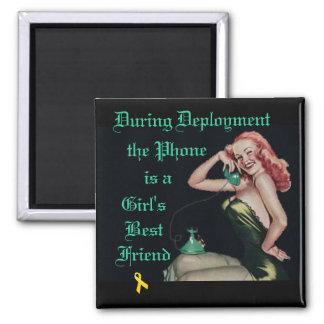 girl's best friend magnet