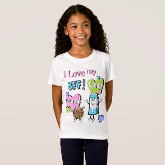 Girls Best Friends Forever Shirt Bff Tee