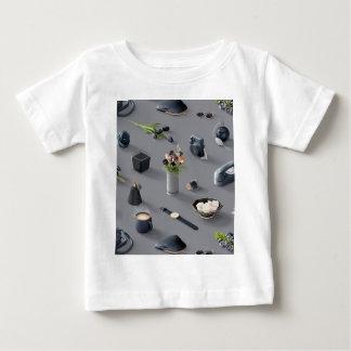 Girl's Black Dream Baby T-Shirt