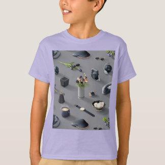 Girl's Black Dream T-Shirt