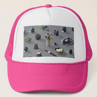 Girl's Black Dream Trucker Hat