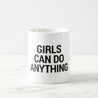 Girls Can Do Anything Mug
