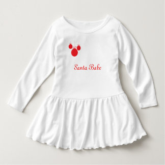 Girls' Christmas Outfit Dress