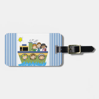Girls Cruise Luggage Tag
