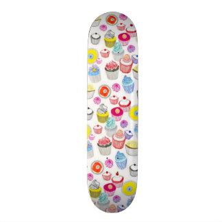 Girl's Cupcake Surprise Deck 21.6 Cm Old School Skateboard Deck