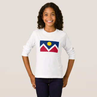 Girls Denver Long-Sleeve Shirt